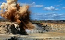Explosão em Projeto de Mineração - Bahia