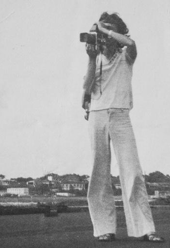 Nilton, sua magreza tropicalista e sua Hasselblad