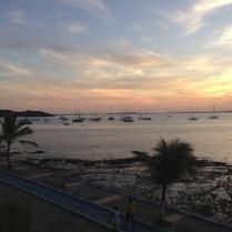 A Marina de Itaparica