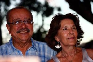 João Ubaldo e Berenice