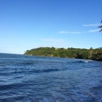 Circundando a ilha