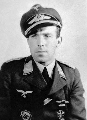 Franz Stigler, o ás da Luftwaffe