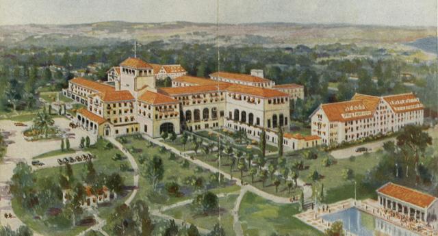 Historic Hotel Del Monte